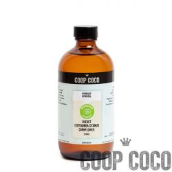 Cornflower hydrosol, Organic