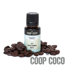 Coffee, Essential Oil