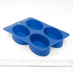 Moule en silicone, ovale