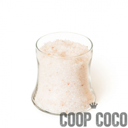 Hymalayan pink salt