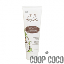 Shampooing coconut