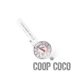 Thermomètre de poche lecture instantanée