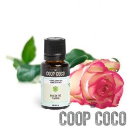 Rose de thé, Essence aromatique BIO