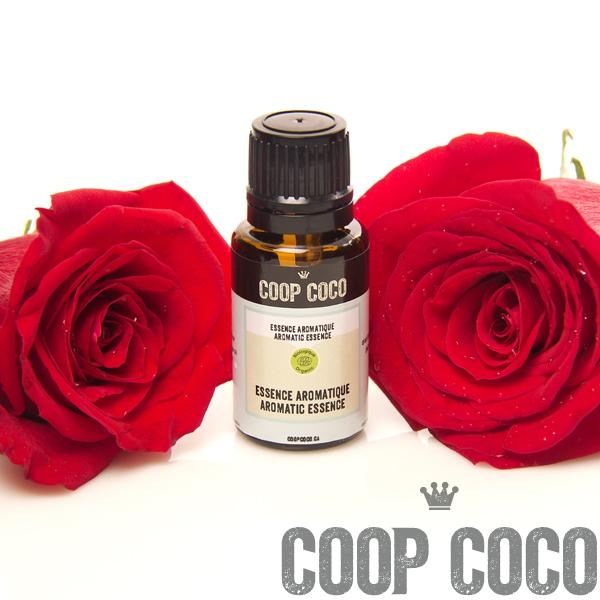rose victorienne essence aromatique bio coop coco. Black Bedroom Furniture Sets. Home Design Ideas