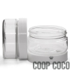 Pot en plastique PETE 60 ml