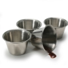 Metal ramekin, 2.5oz