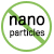 Nanoparticles free