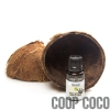 Noix de coco, Essence aromatique BIO