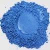 Mica bleu pâle